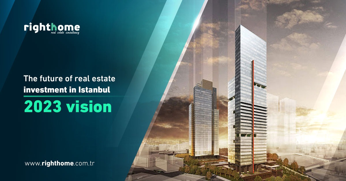 The future of real estate investment in Istanbul and 2023 vision