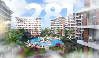 RH 281 - apartments in Beylikduzu with flexible payment plans