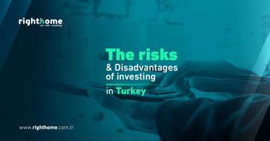 The risks and disadvantages of investing in Turkey