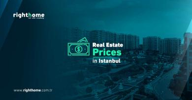 Real estate prices in Istanbul