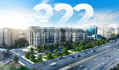 RH 222 - Residential project in a lively area of Beylikduzu near the highway