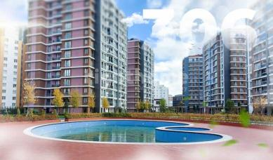 RH 306 - Ready family apartments in Beylikduzu at reasonable prices