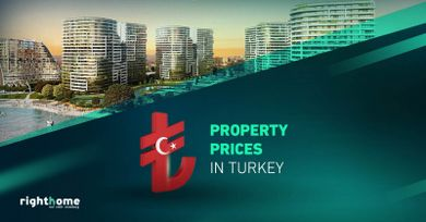 Property prices in Turkey