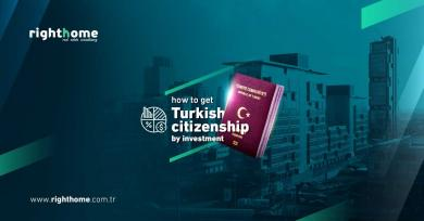 how to get Turkish citizenship by investment