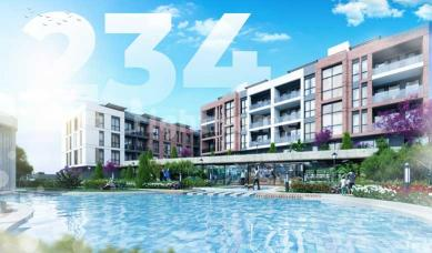 RH 234- Apartments with direct sea view and flexible payment plans