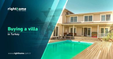 Buying a villa in Turkey