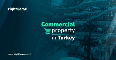 Commercial property in Turkey