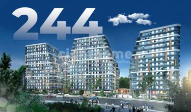 RH 244 - An Amazingly designed Project in Kagithane area suitable for housing and investment