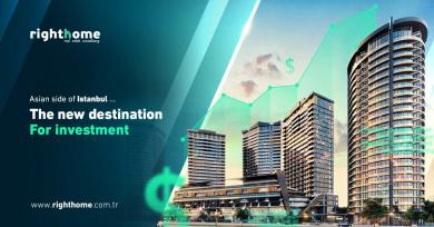 Asian side of Istanbul .. the new destination for investment
