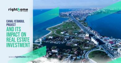 Canal Istanbul project and its impact on real estate investment