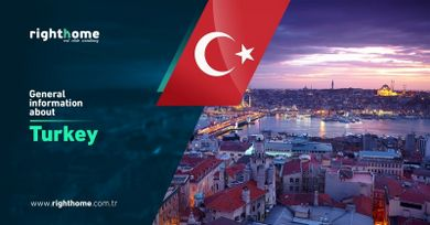General information about Turkey