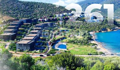 RH 261 - Villas in Barbaros Bay in Bodrum