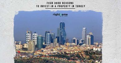 Four good reasons to invest in a property in Turkey