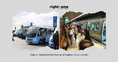 Public transportation in Istanbul (Full Guide)
