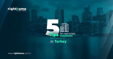 5 tips for real estate investment in Turkey