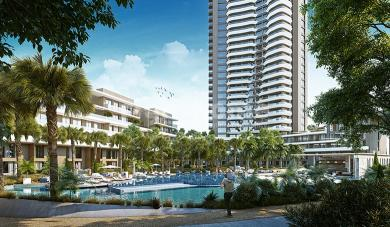 RH 330 - a project with a modern design and luxurious facilities at affordable prices