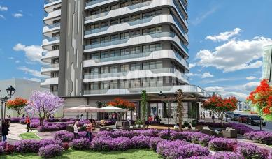 RH 265 - Investment apartments in Avcilar near the highway