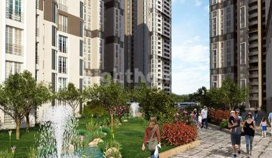RH 263 - Cheap apartments for sale in Istanbul Esenyurt