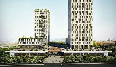 RH 178- investment project consists of offices and hotels with rental guarantee on Basin express
