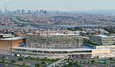 RH 216- commercial units ready for delivery in the heart of Istanbul