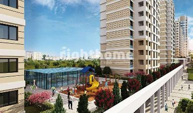 RH 22-Life gardens project in Bahcesehir