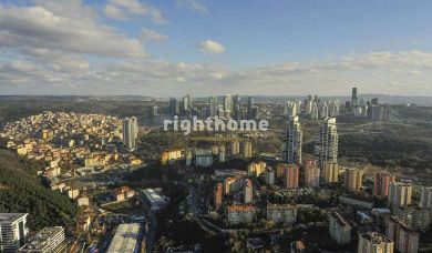 RH 135-Tower of life in Sisli, luxury homes ready to move