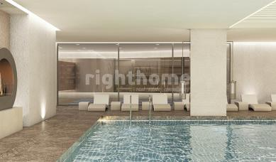 RH 266 - A project under construction in the Kadikoy area of ​​the Asian section of Istanbul